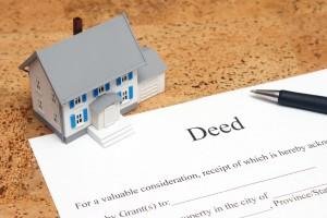 quit claim deed