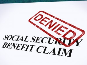 Social Security Disability Case Evaluation