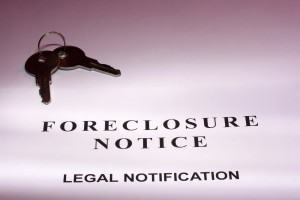Rent home foreclosure