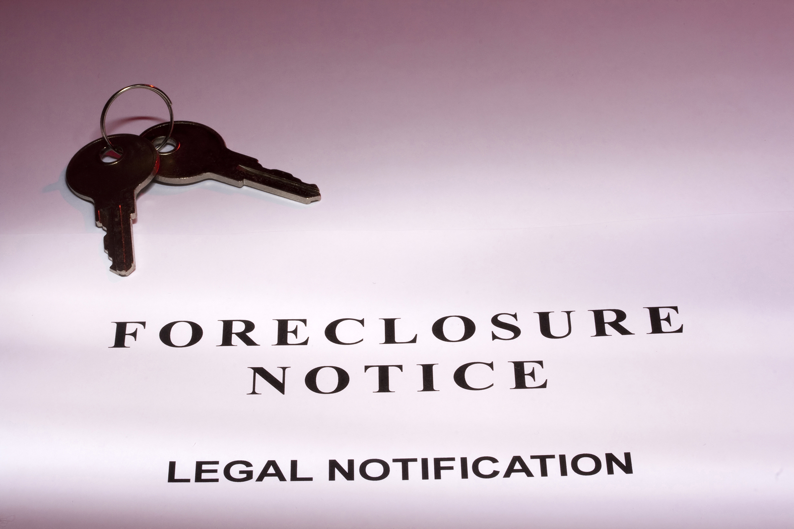 Help!  My Rental Home is in Foreclosure!
