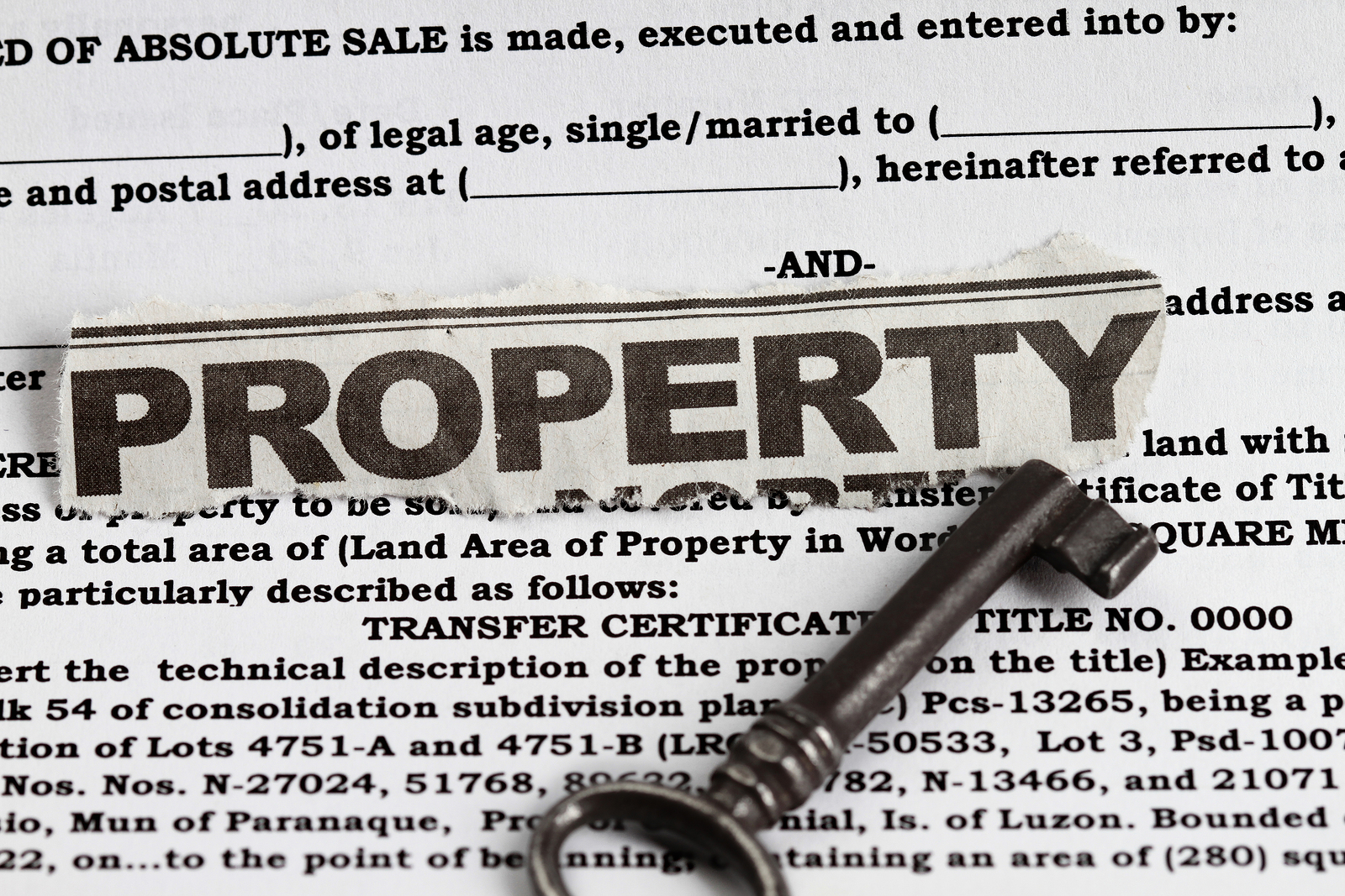 Quit Claim Deed or Quiet Title Action? Does it matter?