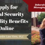 How to Apply for Social Security Disability Benefits Online