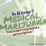 Medical Marijuana: Questions, Concerns, and Manipulation.